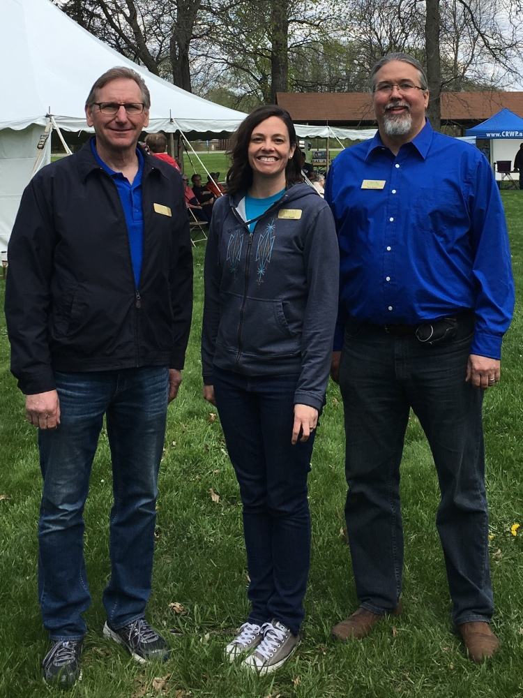 Our employees, Kristi, Alan, and Kevin